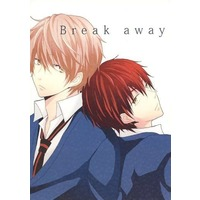 Doujinshi - K (K Project) / Mikoto & Izumo (Break away) / to-hi
