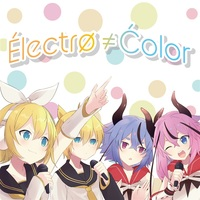 Doujin Music - Electro≠Color / ねこのしっぽ!!