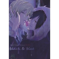 [Boys Love (Yaoi) : R18] Doujinshi - Novel - Durarara!! / Izaya x Shizuo (black&blue) / sugarhigh