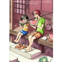 Doujinshi - Yowamushi Pedal / Shinkai & Shinkai Yuto (【コピー誌】I remembered about you a lot during) / copa.