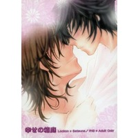 [Boys Love (Yaoi) : R18] Doujinshi - Novel - Mobile Suit Gundam 00 / Lockon Stratos x Setsuna F. Seiei (幸せの箱庭) / AZEL