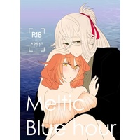 [NL:R18] Doujinshi - Fate/Grand Order / Asclepius x Gudako (Meltic Blue hour) / よるるる