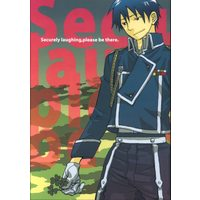 Doujinshi - Fullmetal Alchemist / Roy Mustang x Edward Elric (Securely laughing please be there) / macajia