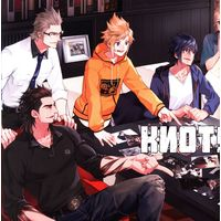 Doujinshi - Final Fantasy XV / All Characters (Final Fantasy) (KNOT!) / くろゆず
