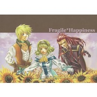 Doujinshi - Anthology - Tales of the Abyss / Guy x Natalia (Fragile*Happiness) / STAR*RABBIT/NEMURAZU