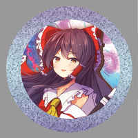 Badge - Touhou Project / Hakurei Reimu